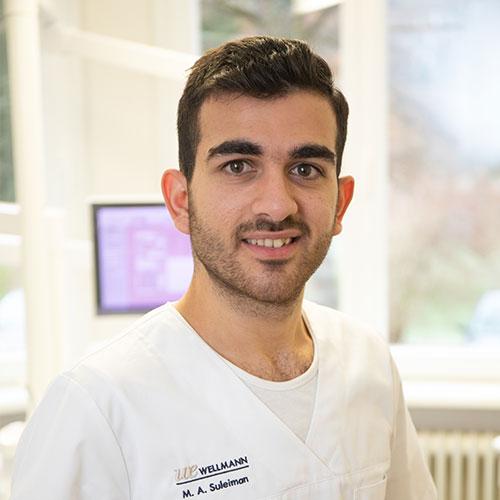 Ausbildung bei der Zahnarztpraxis Dr. Wellmann in Bad Homburg